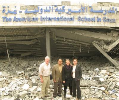 Baird in Gaza